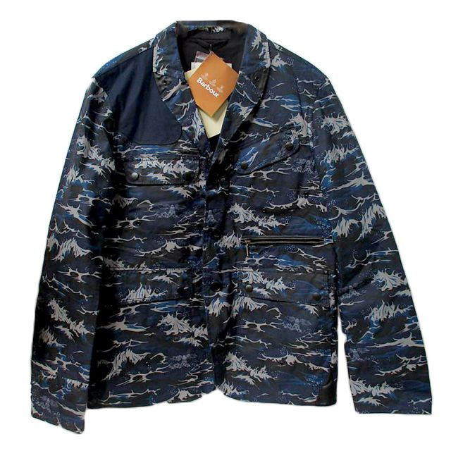 Barbour x White Mountaineering ジャケット
