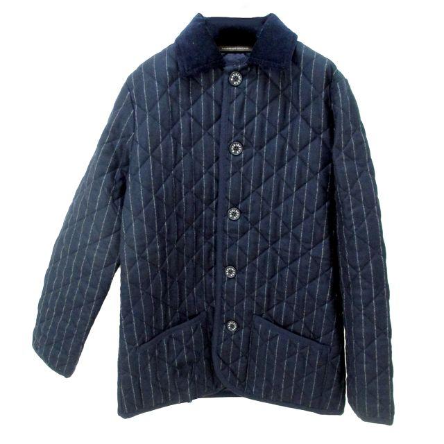 MACKINTOSH ウールキルティングジャケット