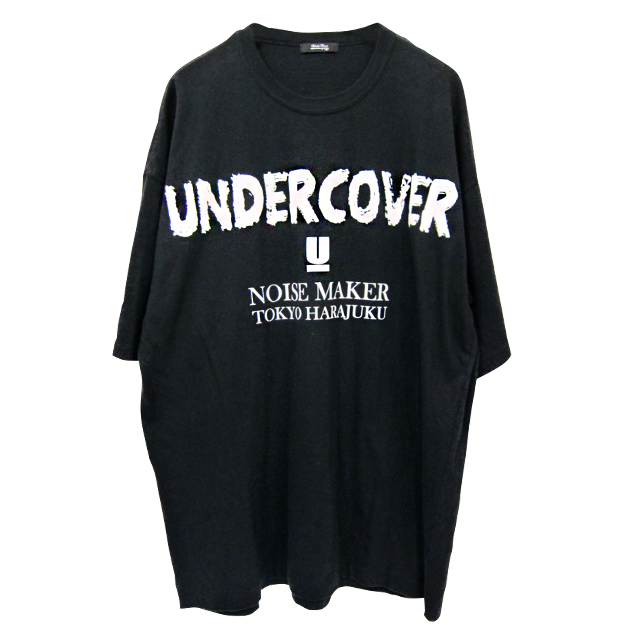 UNDERCOVER  17SS ビッグTEE