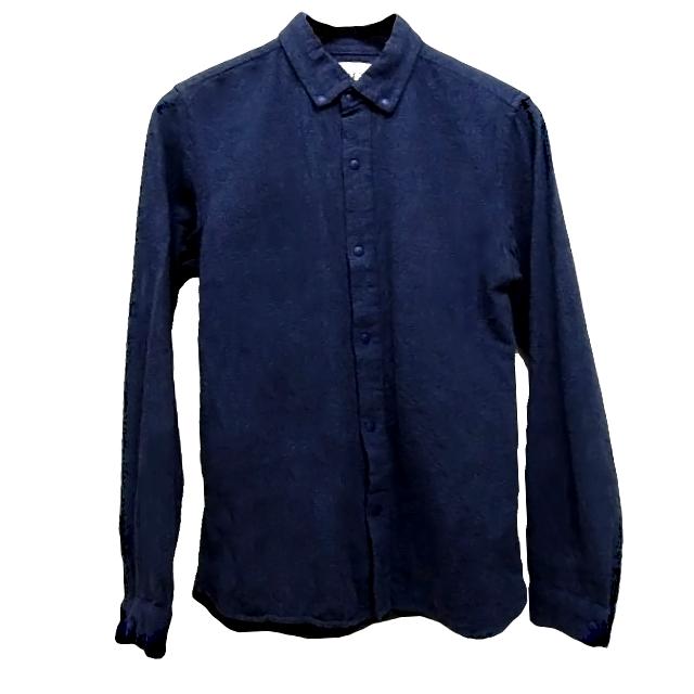 YAECA  スナップボタンシャツ