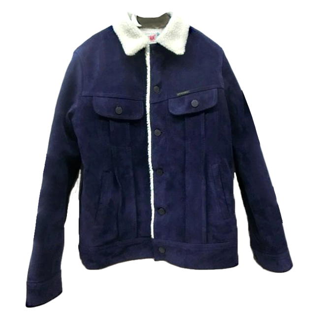 HYSTERIC GLAMOUR  スエードランチジャケット