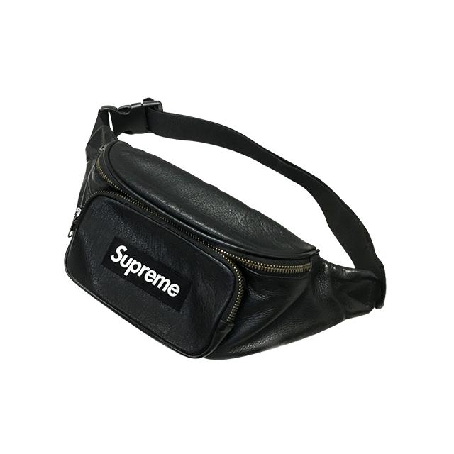Supreme  17S/S レザーウエストバッグ