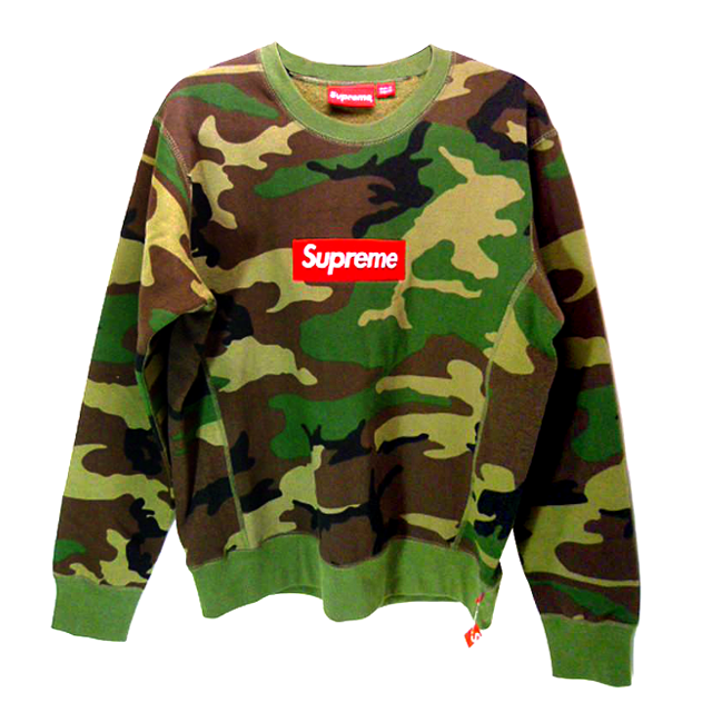 Supreme BOX LOGO スウェット