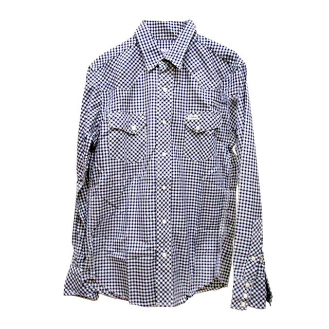 STANDARD CALIFORNIA  ギンガムチェックシャツ