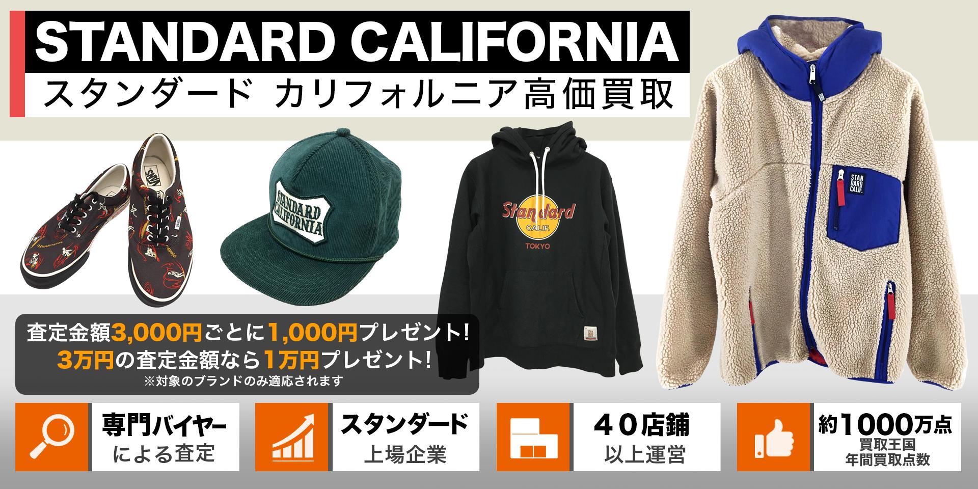 STANDARD CALIFORNIAのキービジュアル