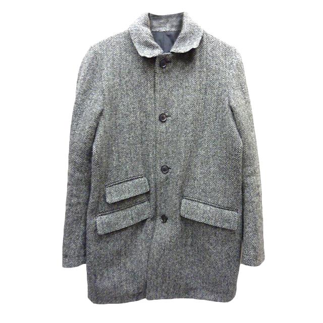 TOMORROWLAND  ×ハリスツイード リバーシブルジャケット