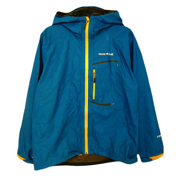 mont-bell  トレントフライヤー ジャケット