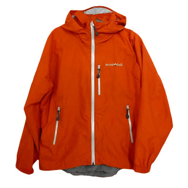 mont-bell  シャルモパーカジャケット