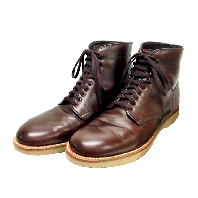 ALDEN  PLAIN TOE