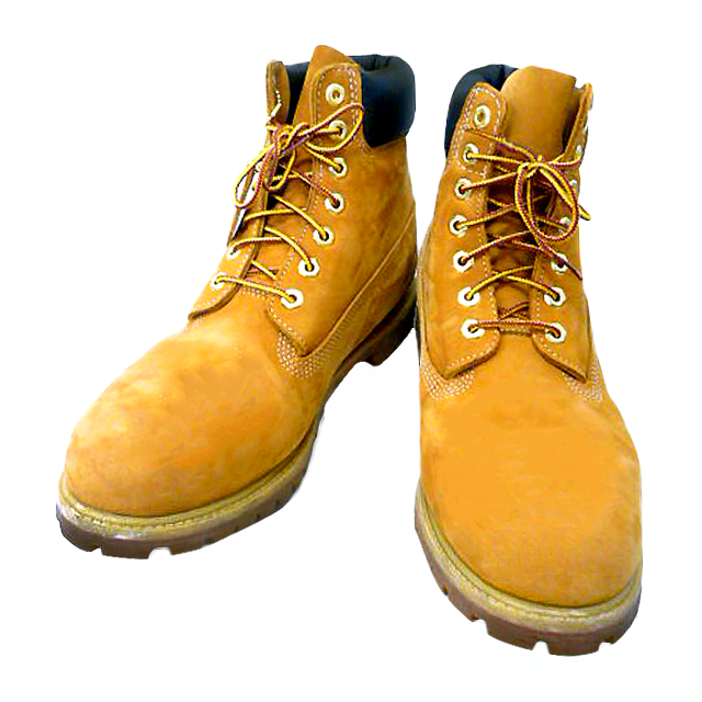 Timberland  イエローヌバック