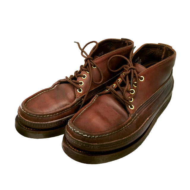 Russell Moccasin  チャッカーブーツ