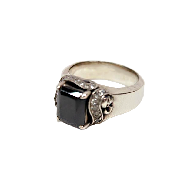 Justin Davis  Glam Rox Ring