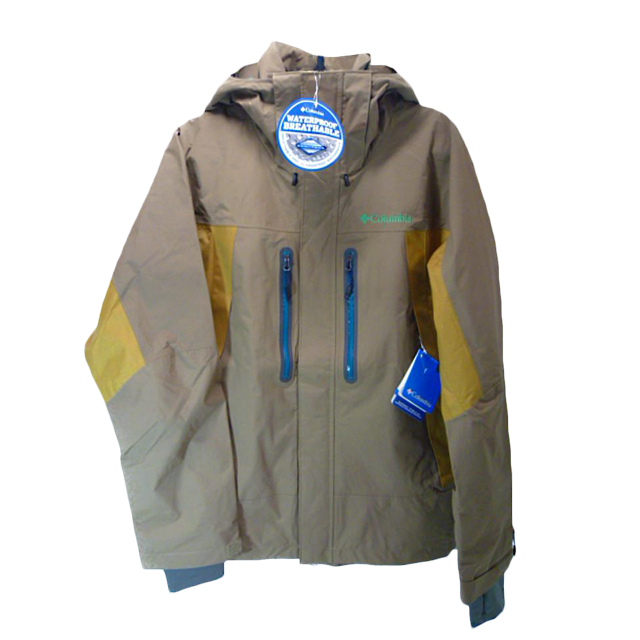 Columbia  Frost Free Jacket