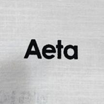 Aeta(アエタ)ロゴ