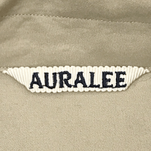 AURALEE(オーラリー)ロゴ