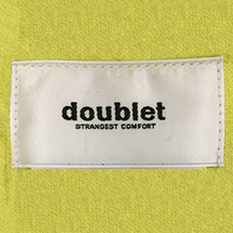 Doublet(ダブレット)ロゴ