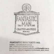 FANTASTIC MAN(ファンタスティックマン)ロゴ