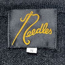 Needles(ニードルズ)ロゴ