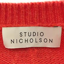 STUDIO NICHOLSON(スタジオニコルソン)ロゴ