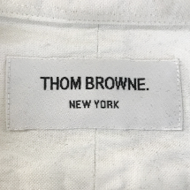 THOM BROWNE(トムブラウン)ロゴ
